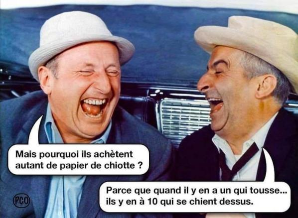 L humour est intergenerationnel